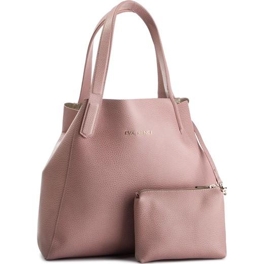 c181d3126ab94 Eva Minge shopper bag średniej wielkości w Domodi