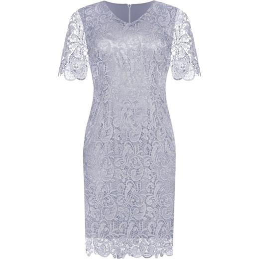 oferta Sukienka na wesele Gracia VI, elegancka kreacja z