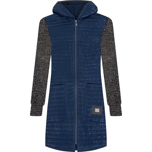 oferta Płaszcz damski Nike casual Odzież Damska UK granatowy