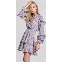 7dae540e67 Sukienka Renee z długim rękawem na spacer mini