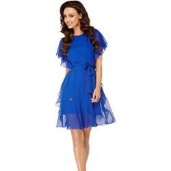 b5a444d2 Niebieskie sukienki, lato 2019 w Domodi