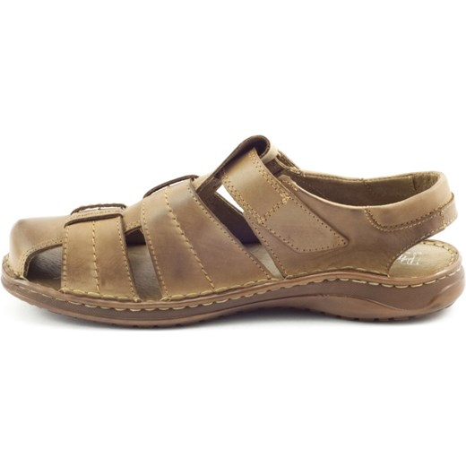 207441d0 ... Sandały SA07 brązowe 42 promocja butyolivier ...