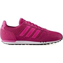 0a217a25d1926 Buty sportowe damskie Adidas na płaskiej podeszwie