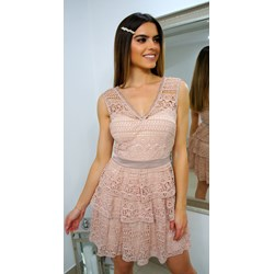 fff2ce2ffc Sukienka mini na wiosnę