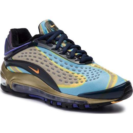 Nike buty sportowe damskie do biegania wielokolorowe płaskie