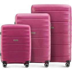 a809ef57a7abd Różowe walizki i torby podróżne wittchen, lato 2019 w Domodi