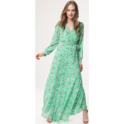 59244c1014 Sukienka zielona Born2be