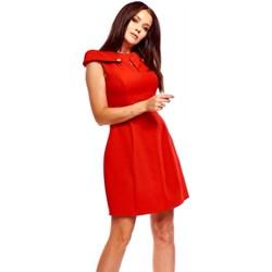 c6ae1db45e Ficcarelli sukienka czerwona bombka
