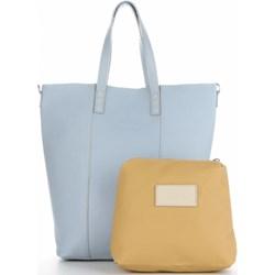 93a81b2cbc95f3 Shopper bag Vittoria Gotti matowa duża