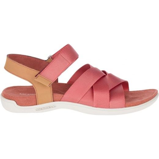 0517da62 Damskie Sandały Skórzane Merrell Różowe Casual Domodi Gładkie W 6IbmYgf7yv