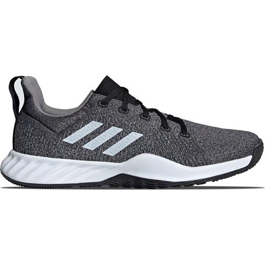 Buty sportowe męskie czarne Adidas Performance sznurowane