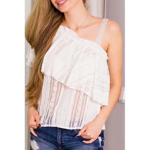 szyk Bluzka damska Produkt Importowany Odzież Damska YZ Bluzki damskie KQDV