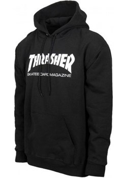 Bluza Thrasher Hood SKATE MAG black Thrasher  Street Colors - kod rabatowy
