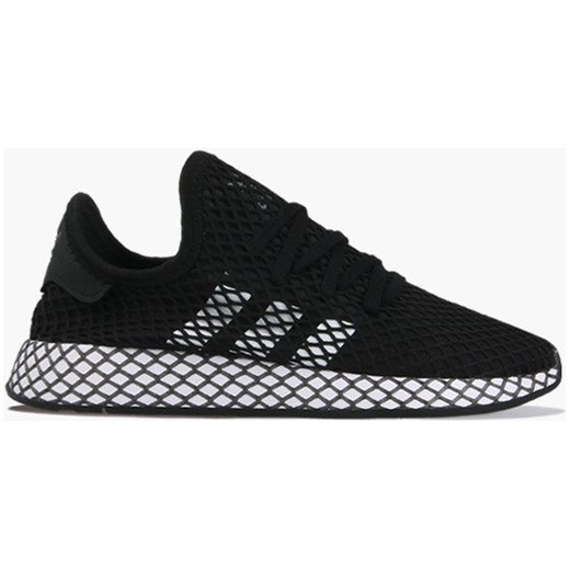 Buty sportowe damskie Adidas Originals do biegania na wiosnę sznurowane bez wzorów płaskie