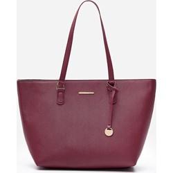 9d9c88fb4d55e Shopper bag House mieszcząca a4 na wakacje matowa