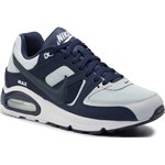 af5f4d477 Nike buty sportowe męskie niebieskie wiązane z tworzywa sztucznego