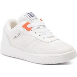 d035052c Buty sportowe dziecięce Geox sznurowane
