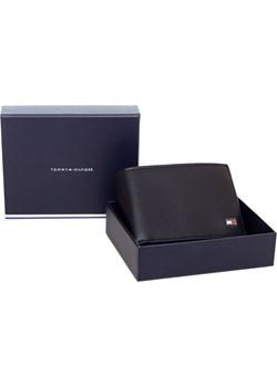TOMMY HILFIGER PORTFEL MĘSKI ETON MINI FLAP BLACK AM0AM00671 002  Tommy Hilfiger messimo - kod rabatowy