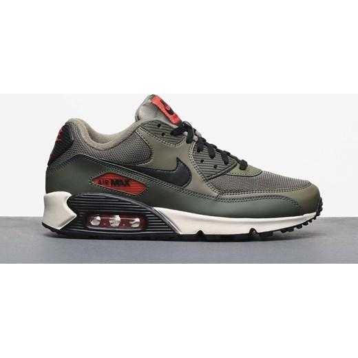 3ddd6a17 Buty Nike Air Max 90 Essential (medium olive/black team orange) Nike 47 ...