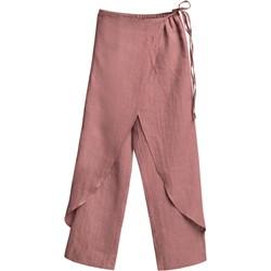 eb33e43f692bf8 Różowe spodnie damskie, lato 2019 w Domodi