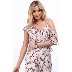 2c7996eb35cf4 Sukienki z szyfonu, lato 2019 w Domodi