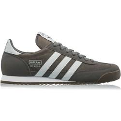 5090241114c1c Adidas Originals buty sportowe męskie dragon zamszowe sznurowane brązowe