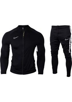 NIKE DRES KOMPLET DRY ACADEMY BLACK & WHITE AO0053 010  Nike messimo - kod rabatowy