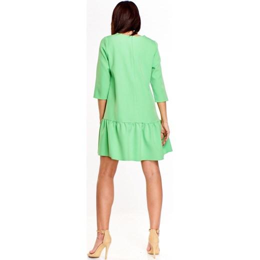 6fc68dbb Sukienka La Blanche z długim rękawem