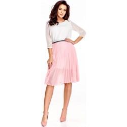 2a2d963f Rossa spódnica z tkaniny różowa mini