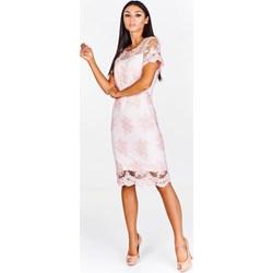 4d3bde14 Sukienka Fokus midi na sylwestra