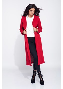 Kardigan damski do kostek otwarty Bien Fashion   - kod rabatowy