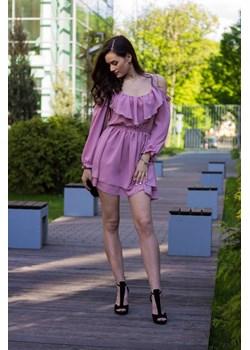 SUKIENKA AMELIA PINK  Gianna Butik  - kod rabatowy