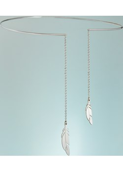 Naszyjnik lisek srebrny Moda Italiana  Peani.pl - kod rabatowy