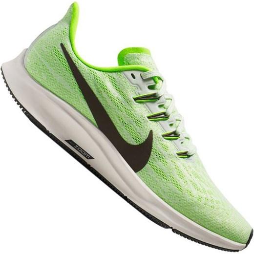 Buty sportowe Nike zoom sznurowane w sportowym stylu Wygodne