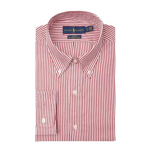 433cf94df5eda5 Koszula casualowa o kroju slim fit z wzorem w paski Polo Ralph Lauren XXL  Peek&
