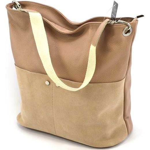 30c07a97 Shopper bag Vera Pelle skórzana