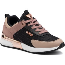ee0324295ff8b4 Sneakersy damskie Guess sznurowane ...