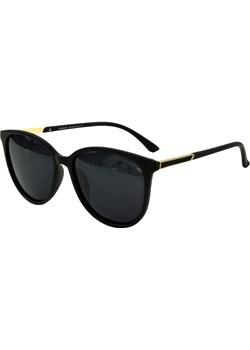 Okulary przeciwsłoneczne polaryzacyjne - Czarny Matowy  Jk Collection JK-Collection - kod rabatowy