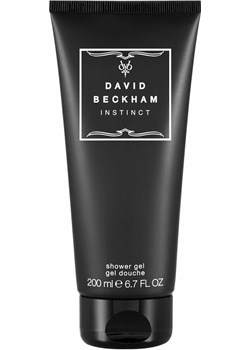 David Beckham Instinct  żel pod prysznic 200 ml David Beckham  wyprzedaż Perfumy.pl  - kod rabatowy
