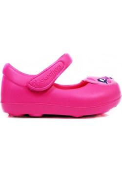 SKECHERS - Różowe baleriny Dziecięce 86787N  Skechers wyprzedaż  Me Too   - kod rabatowy