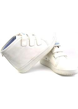 MONKIES - Białe Buty Do Kolorowania  Monkies wyprzedaż  Me Too   - kod rabatowy