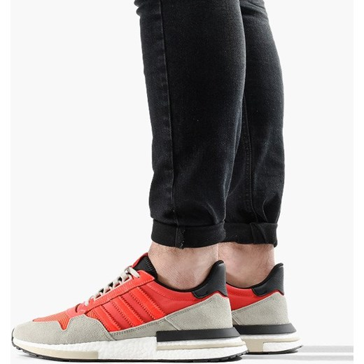 Buty sportowe męskie Adidas Originals zx501 sznurowane na wiosnę