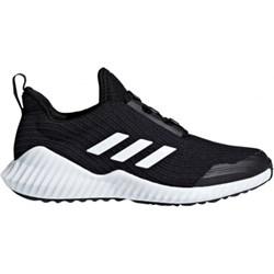5b8d482f Buty sportowe damskie Adidas gładkie płaskie sznurowane