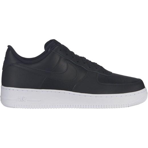 Cena obniżona na stopach o najlepszy wybór Buty sportowe męskie Nike air force czarne sznurowane