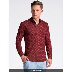 e0415b94d29ae2 Czerwone koszule męskie, lato 2019 w Domodi