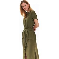 fd1aed3a909a2e Sukienki top secret koszulowe, lato 2019 w Domodi