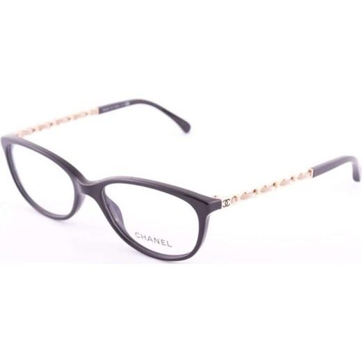 2aff614e00ba0e CHANEL Okulary korekcyjne CH3221Q-501 optique-exclusive-pl bialy w Domodi