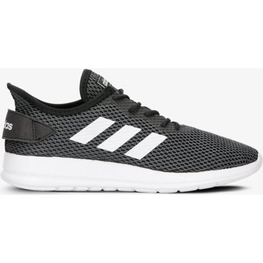 aaa51feb Adidas buty sportowe damskie do biegania czarne sznurowane w Domodi