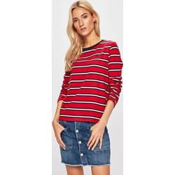 a9e961dc69a78d Pepe Jeans bluzka damska z długim rękawem w paski