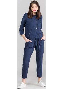 Spodnie ze zdobionymi kieszeniami Monnari  wyprzedaż E-Monnari  - kod rabatowy